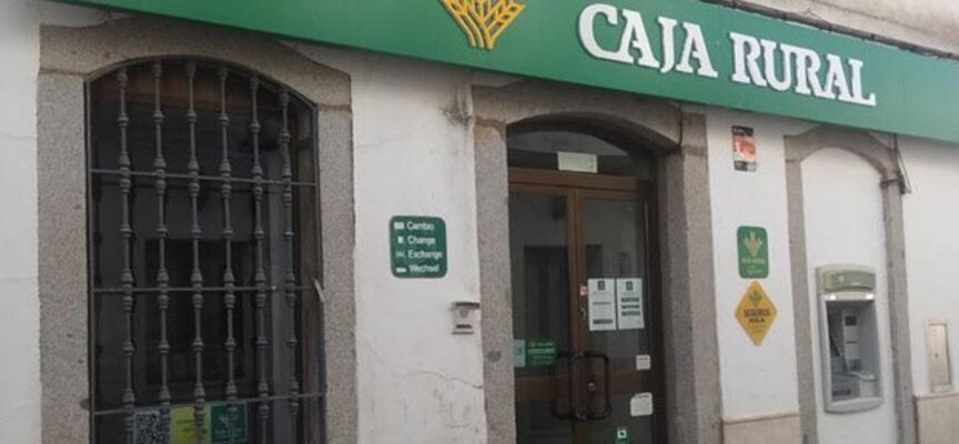 IU y PSOE de Villaralto presentarán una moción contra el cierre de la sucursal de Caja Rural
