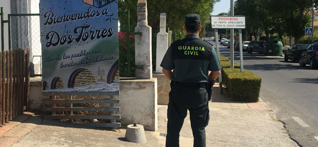 Guardia Civil Dos Torres