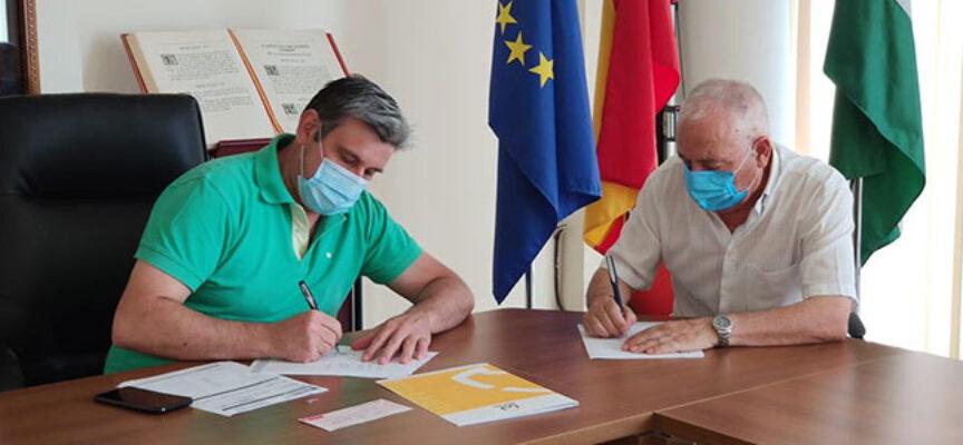 El Ayuntamiento de Villaralto adquiere unos terrenos para la construcción de la Caseta de la Juventud