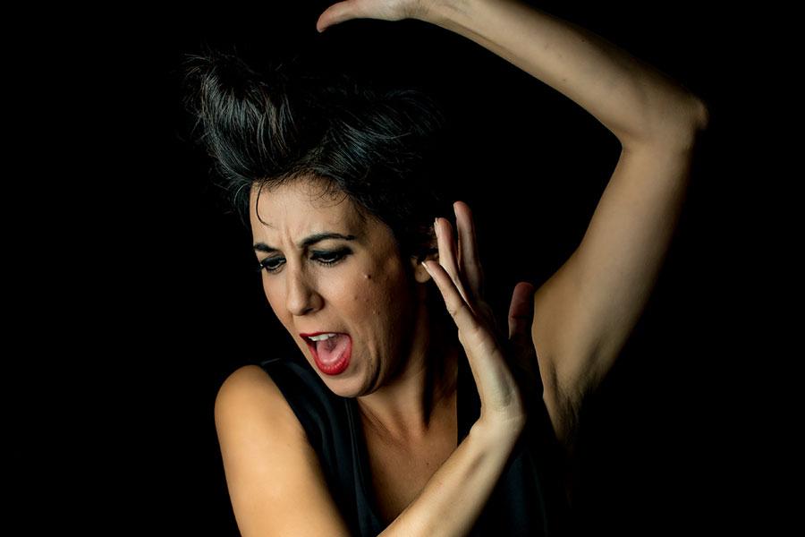 La cantaora Laura Vital actuará en la Plaza de Toros de Pozoblanco