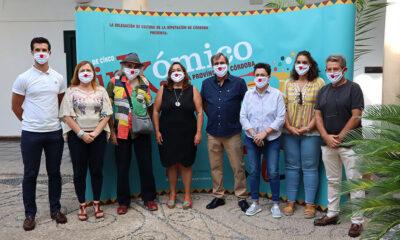 La magia del circo llegará a Conquista y Dos Torres con Cirkómico 2020