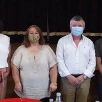 Constituida en Villaralto una nueva agrupación del PSOE
