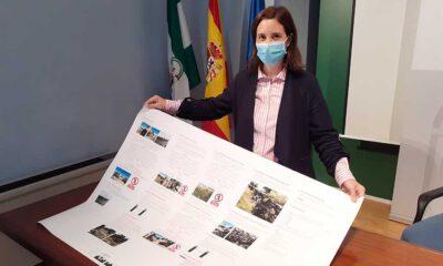 La Junta mejorará la seguridad en el recinto amurallado del Castillo de Belalcázar