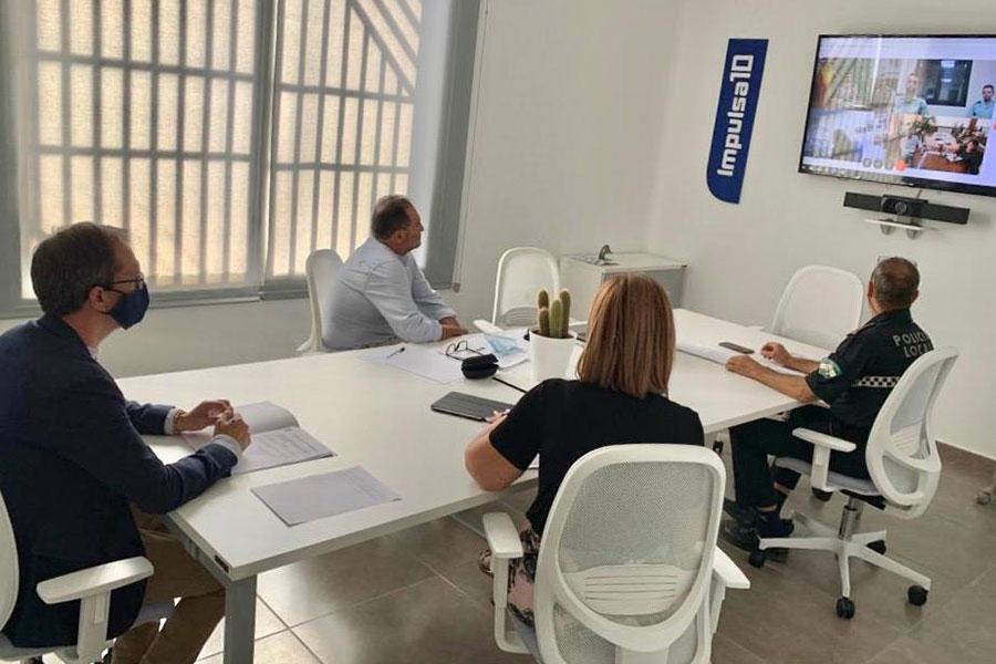 El Ayuntamiento de Pozoblanco renueva su compromiso con el protocolo Viogen contra la violencia de género
