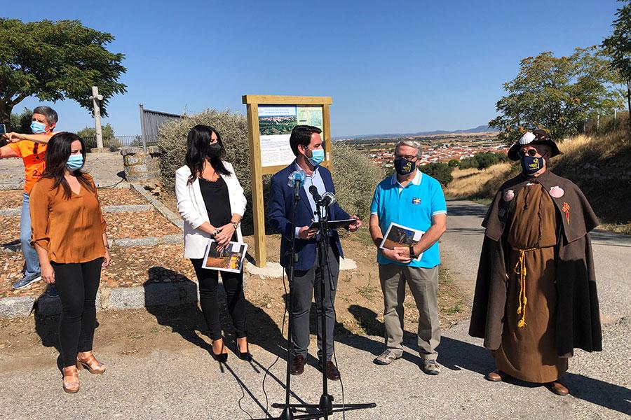 Presentado 'Alcaracejos Mozárabe', una nueva marca turística vinculada al Camino de Santiago