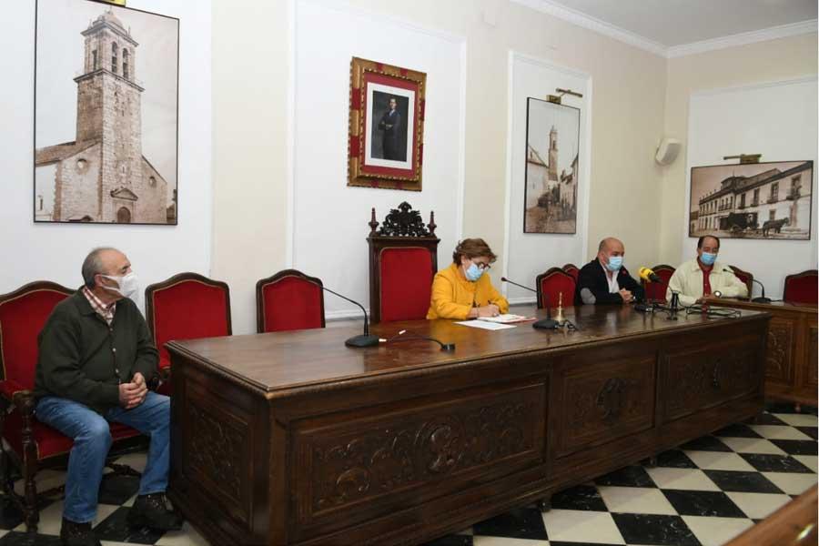'Situación crítica' en Villanueva de Córdoba por la expansión del coronavirus