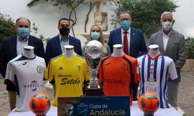 El Viso acogerá la Copa Andalucía de Clubes de Fútbol Playa