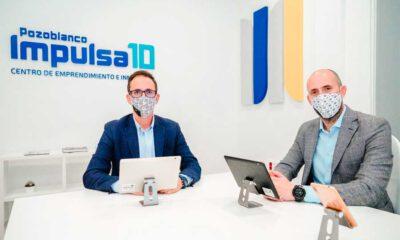 El Ayuntamiento de Pozoblanco abre el nuevo Centro de Emprendimiento e Innovación Impulsa 10
