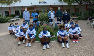 Fundación PRODE y Prodenergy continúan patrocinando al CD Pozoalbense Femenino