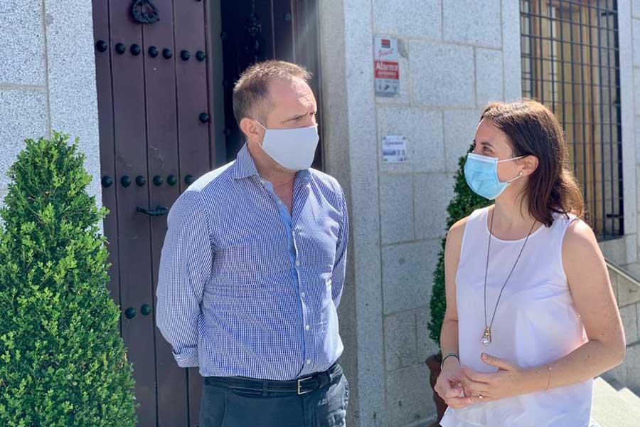 La Junta invierte 52.600 euros en Dos Torres en actuaciones referentes a carreteras y vivienda