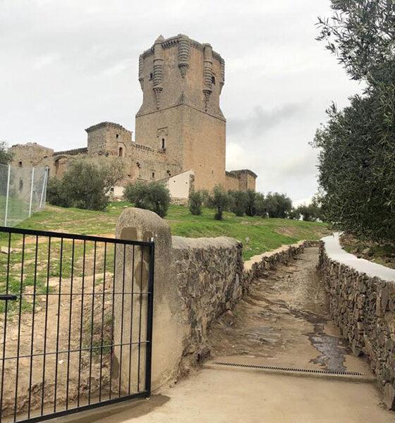 Entrada Castillo Belalcázar