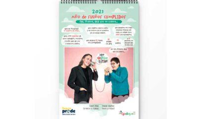 Vicente Amigo, Carlota Corredera, Sandra Sabatés y Pedro García Aguado, entre otros, participan en el calendario solidario de Fundación Prode