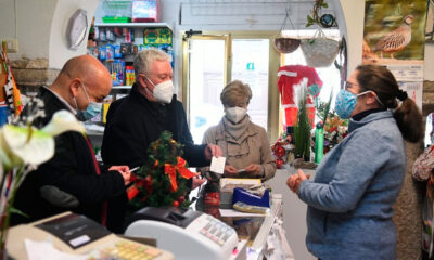 La campaña 'Compra en Los Pedroches' ha organizado un micro-evento en Villanueva de Córdoba