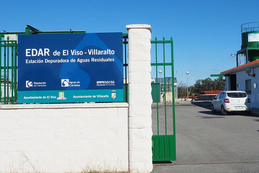 EDAR El Viso - Villaralto