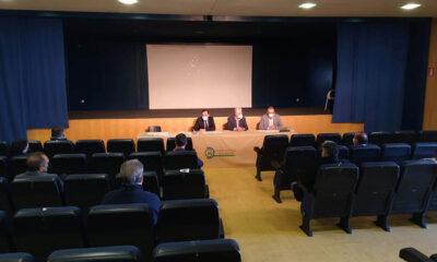 La Diputación invertirá este año cerca de 1,5 millones de euros en las carreteras de la zona norte de la provincia