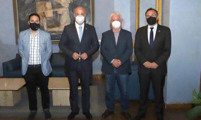 La Diputación cede al Ayuntamiento de Pedroche la titularidad de un tramo de la carretera CP-226