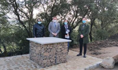 La Diputación de Córdoba mejora zonas de valor ambiental en El Viso y Cardeña
