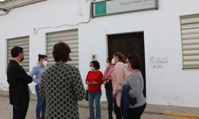 Adelante Andalucía señala que el Gobierno andaluz 'ya no tiene excusas' para cerrar el colegio de Venta del Charco