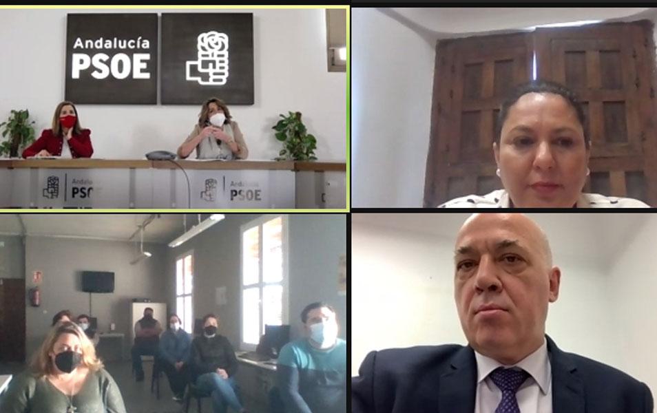 El PSOE-A pedirá en el Parlamento de Andalucía que no se cierre el colegio de Venta del Charco