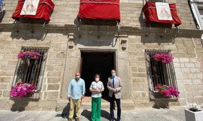 Turismo invierte 60.000 euros en la accesibilidad y puesta en valor de la Audiencia de Villanueva de Córdoba