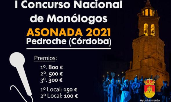 I Concurso Nacional de Monólogos Asonada 2021, Pedroche