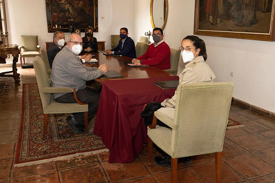 La Diputación de Córdoba ofrecerá servicios financieros a los municipios de Conquista, Fuente la Lancha, El Guijo y Obejo