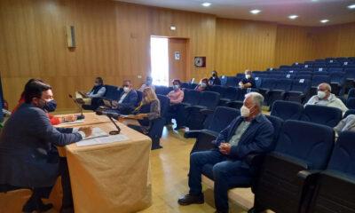 La Consejería de Administración Local informa a los alcaldes de Los Pedroches de las actuales subvenciones