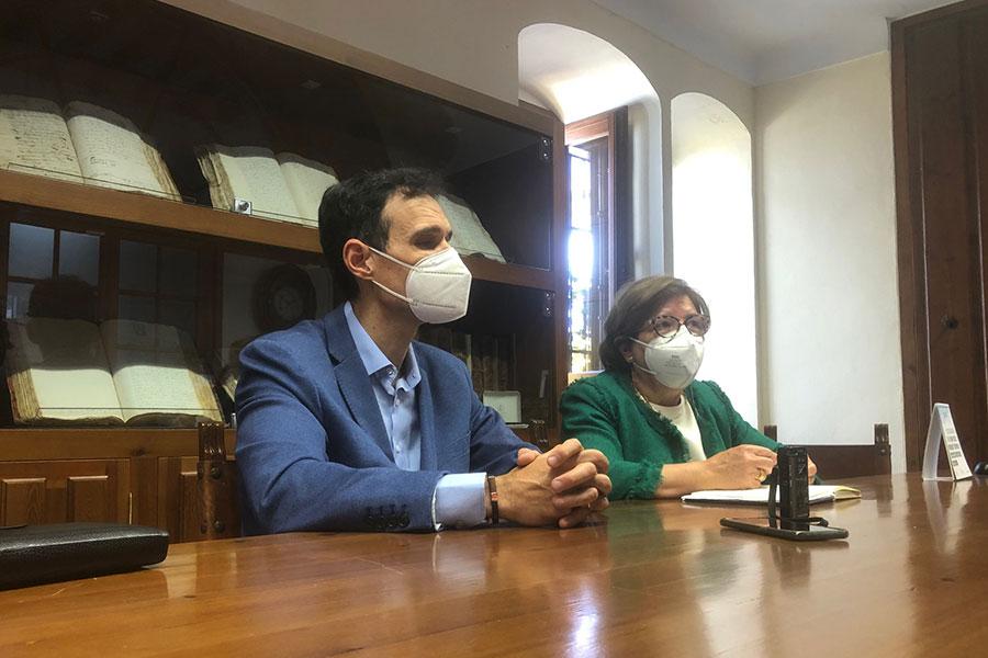 Las ayudas sociales y de dependencia de la Junta alcanzan al 10% de Villanueva de Córdoba