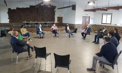 La Mancomunidad de Los Pedroches reivindica soluciones a problemas de ganadería y medio ambiente