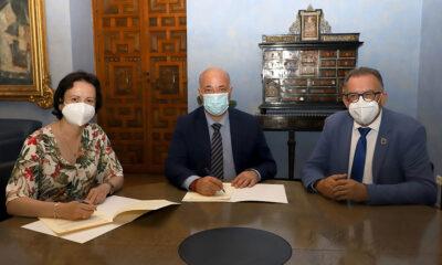 La Diputación y el Ayuntamiento de Villanueva del Duque pondrán en marcha un alojamiento rural