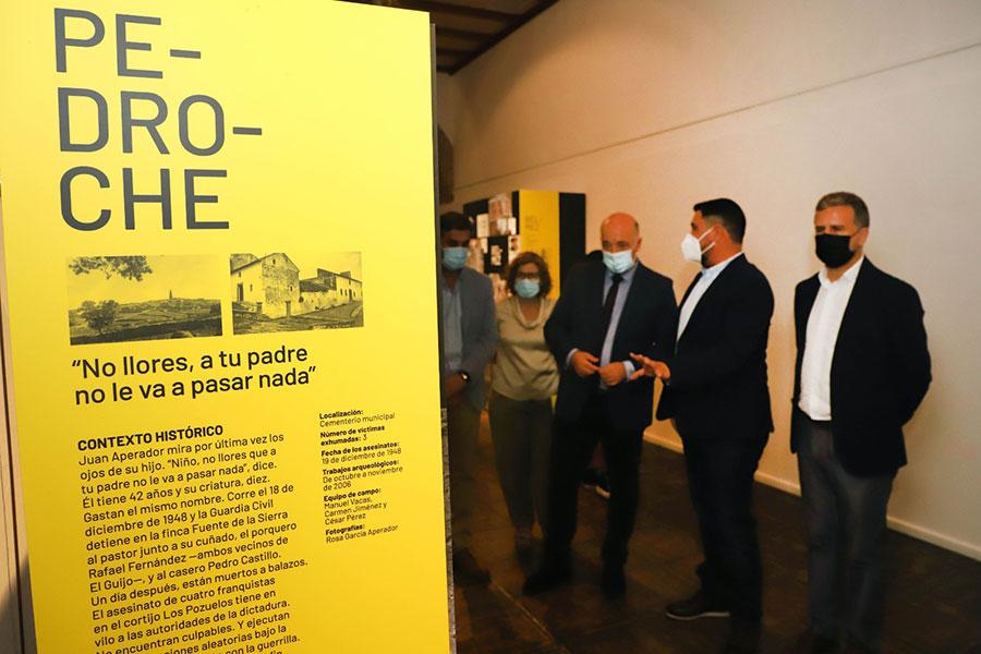 'Córdoba, tierra con memoria' busca restituir y reparar la dignidad de las víctimas cordobesas del franquismo