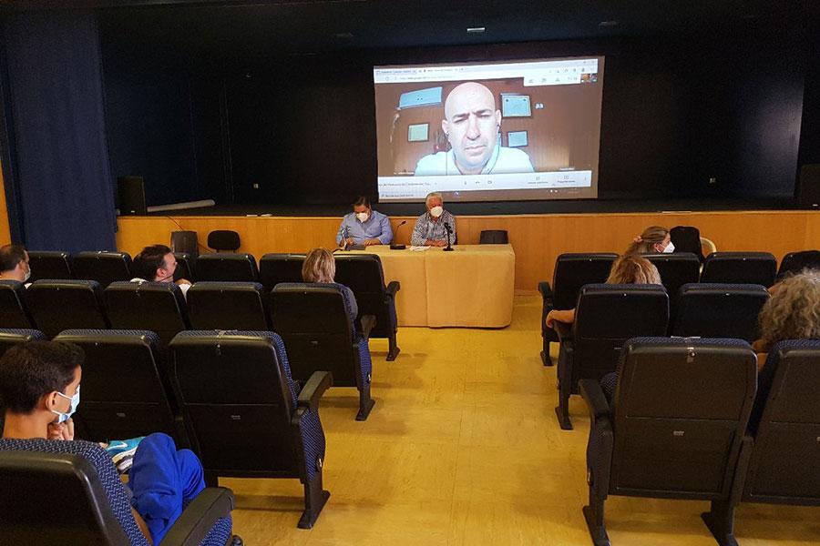 La Mancomunidad de Los Pedroches y los centros Guadalinfo colaboran en la promoción de empresas