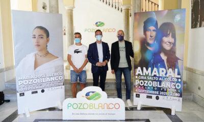 El SlowMusicPozoblanco regresa con María José Llergo y Amaral como primeros artistas confirmados