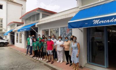 El mercado municipal de Villanueva de Córdoba renueva su imagen