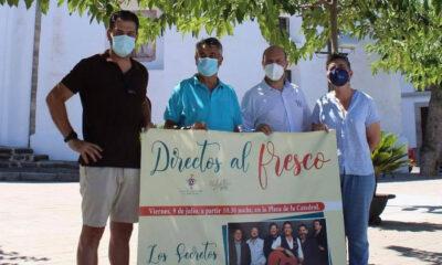 El Ayuntamiento de Hinojosa del Duque presenta la programación de 'Directos al Fresco'